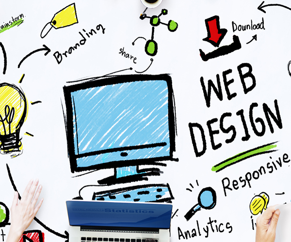 Web Design - the most efficient way to connect